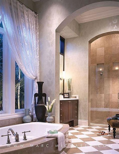 marc michaels interior design decor  adore bathroom