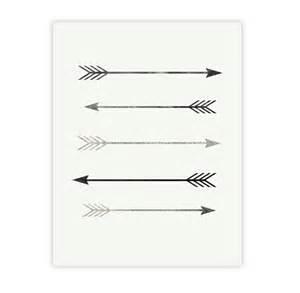 Arrow Tribal Circle Silhouette