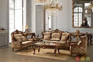 Luxurious, Chenille, Sofa, And, Loveseat, Set, Hd