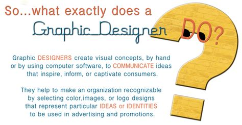 what does a graphic designer do about graphic design graphic design technology