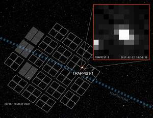 NASA's Kepler provides new data on TRAPPIST-1 ...