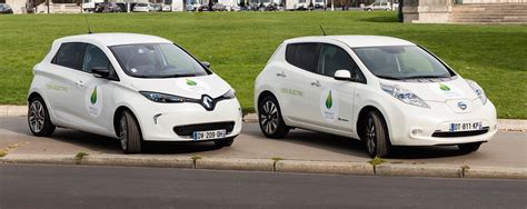 renault nissan renault nissan alliance official ev provider for cop21