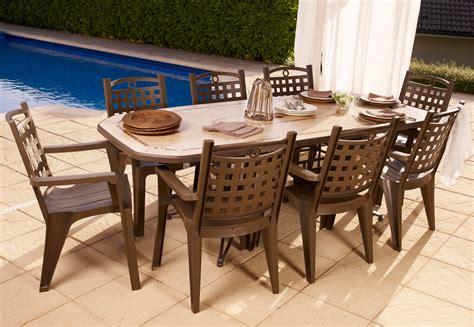 table de jardin grosfillex pas cher