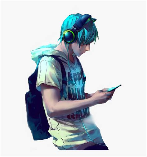 Handsome Anime Boy Gamer Boy Profile Picture Anime