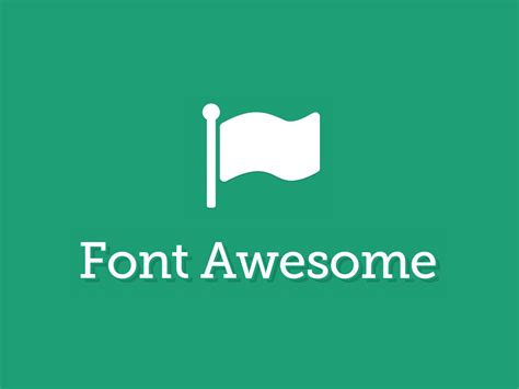 powerpoint font awesome images font awesome
