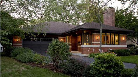 brick home exterior brick ranch house exterior remodel
