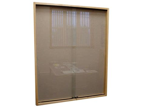 sliding door display cabinet sliding wall hardware wall display case sliding glass