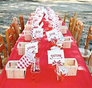 Tischdeko Rot Weiß : tischdecke rot kreieren sie eine festliche und originelle tischdeko ~ Indierocktalk.com Haus und Dekorationen