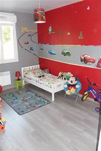 Chambre Enfant Cars : pin chaise cars chambre gar on bleu rouge mobilier enfant disney on pinterest ~ Dode.kayakingforconservation.com Idées de Décoration