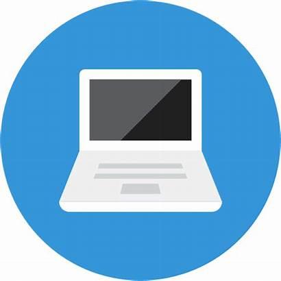 Ordinateur Portable Informatique Cours Icon Laptop Gratuit