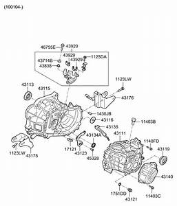 200hyundai Accent Manual Transmission Diagram