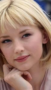 Wallpaper Haley Bennett, actress, blonde, Celebrities #12798