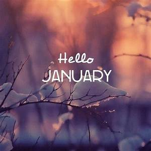 Winter Hello January Quote Pictures, Photos, and Images ...