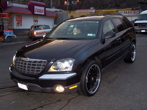 Custom Chrysler Pacifica by Tellynew 2004 Chrysler Pacifica Specs Photos