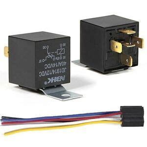 Automotive Changeover Relay Pin Spdt Switching