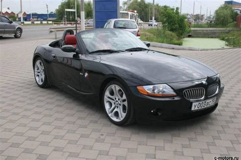 2003 Bmw Z4 2.2i Automatic E85 Related Infomation