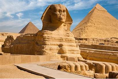 Sphinx Pyramid Egypt Wallpapers Wallpaperup