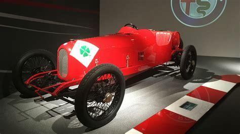 Bella Macchina! Inside The 'temple To Alfa Romeo