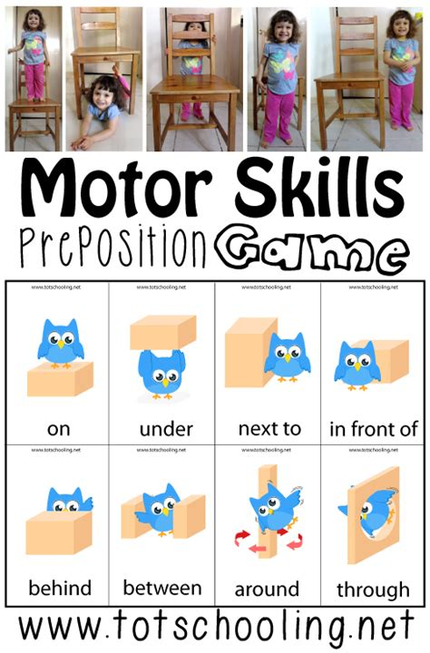 motor skills preposition totschooling toddler 422 | cover