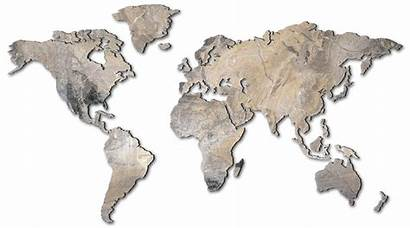 Stone Maps Map Wooden Steel Marble Luxury