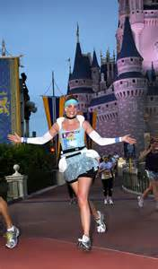 Disney Princess Cinderella Running Costume
