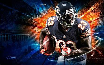Nfl Wallpapers Bears Chicago Players Football Player