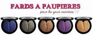 Quel Fard A Paupiere Pour Yeux Marron : fards a paupieres pour chaque couleur d 39 yeux ~ Melissatoandfro.com Idées de Décoration