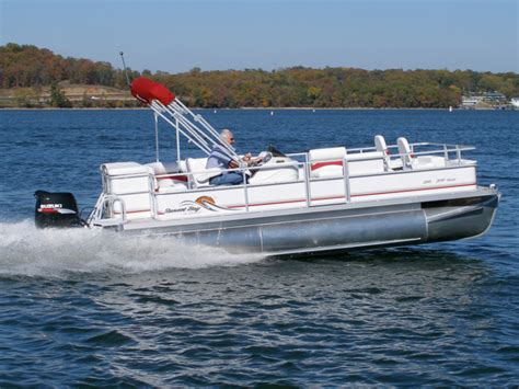 Bay Pontoon Boats by Research Sunset Bay Pontoon 21 Xr Pontoon Boat On Iboats
