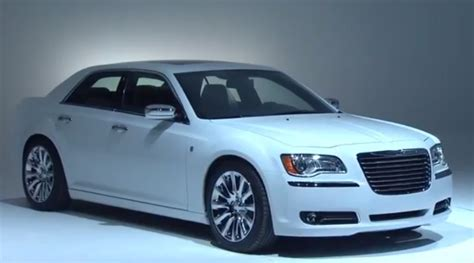 Chrysler 300 Motown Edition by Chrysler 300 Motown Edition Shown In Detail Autoevolution