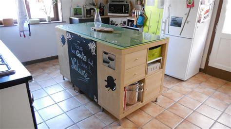 fabriquer un bar de cuisine fabriquer un ilot central pour cuisine lot central en