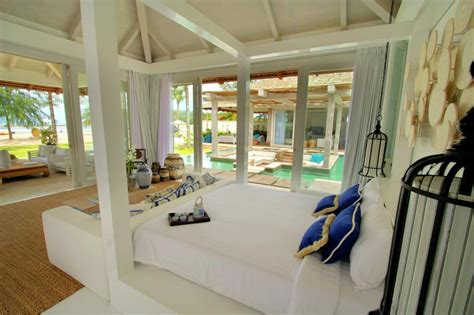 beachfront tropical villa  koh samui idesignarch