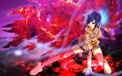 Hd Wallpaper Background Image Id Anime Jpg 2880x1800 Supreme Trunks Plant Tokyo Ghoul Touka Wallpaper 84 Images