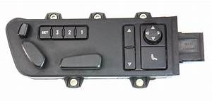 Rh Front Seat Control Switches Buttons 04
