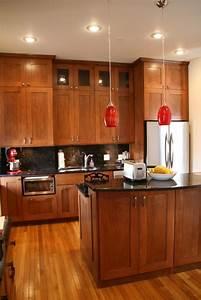 Sienna Shaker Maple Kitchen Cabinets – Quicua com