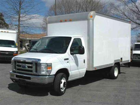 ford  ft box tk  van box trucks