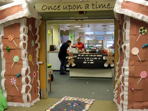Halloween Cubicle Decorating Contest Rules by Northwest Missouri State University