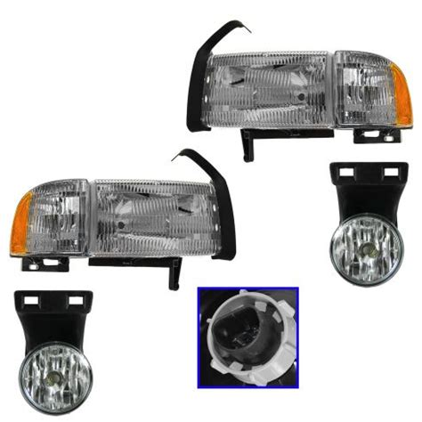 dodge ram 1500 truck aftermarket fog lights ls