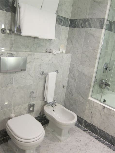 Bathroom With Bidet by Toilet And Bidet Combination In Modern Bathroom Awesome