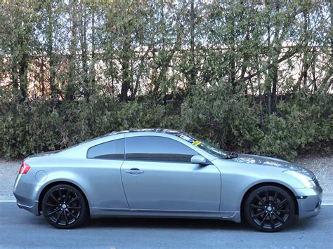 2006 Infiniti G35 Review by Used 2006 Infiniti G35 Coupe Touring At Auto House Usa Saugus