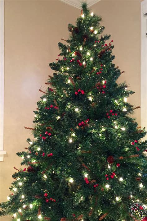 christmas tree decorating   genevieve