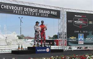 LIVE PHOTOS: Saturday at the 2018 Detroit Grand Prix on