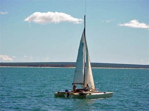 Foto Zeilboot by Foto Zeilboot Catamaran Afb 8531