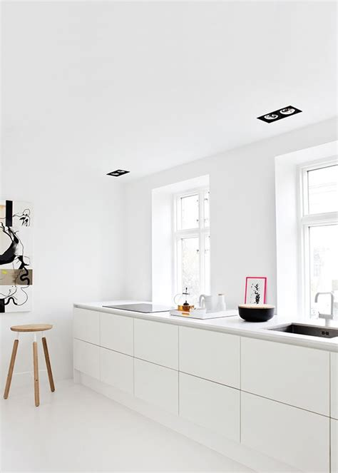 Witte Design Keukens by 10x Simple White Great Kitchen