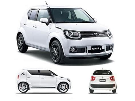 Suzuki Ignis Hd Picture by Maruti Suzuki Ignis Price In India Images Specs Mileage
