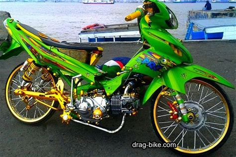 Modif Racing by 40 Foto Gambar Modifikasi Jupiter Z Kontes Racing Look