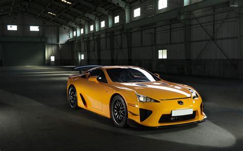 2012 Lexus Lfa Wallpaper