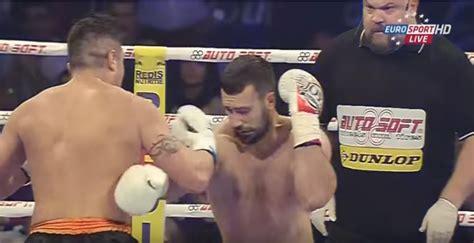 Sazan Memedi vs. Andrei Stoica - Dynamite Fighting Show 2 - YouTube