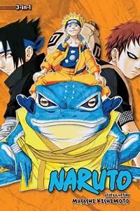 Naruto 3 In 1 Edition Manga Volume 5
