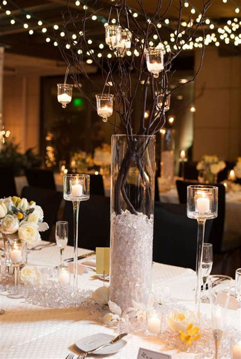 stunning christmas wedding decoration ideas