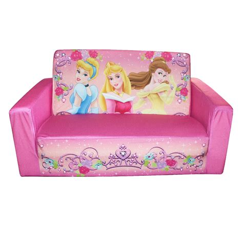 Marshmallow Flip Open Sofa Disney Princess by Marshmallow Flip Open Sofa Disney Princess Theme